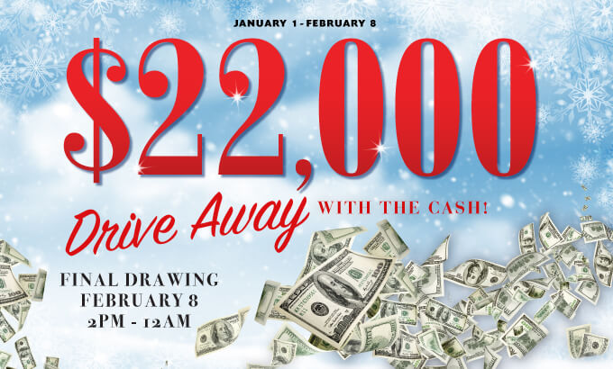 $22K Drive Away with the Cash