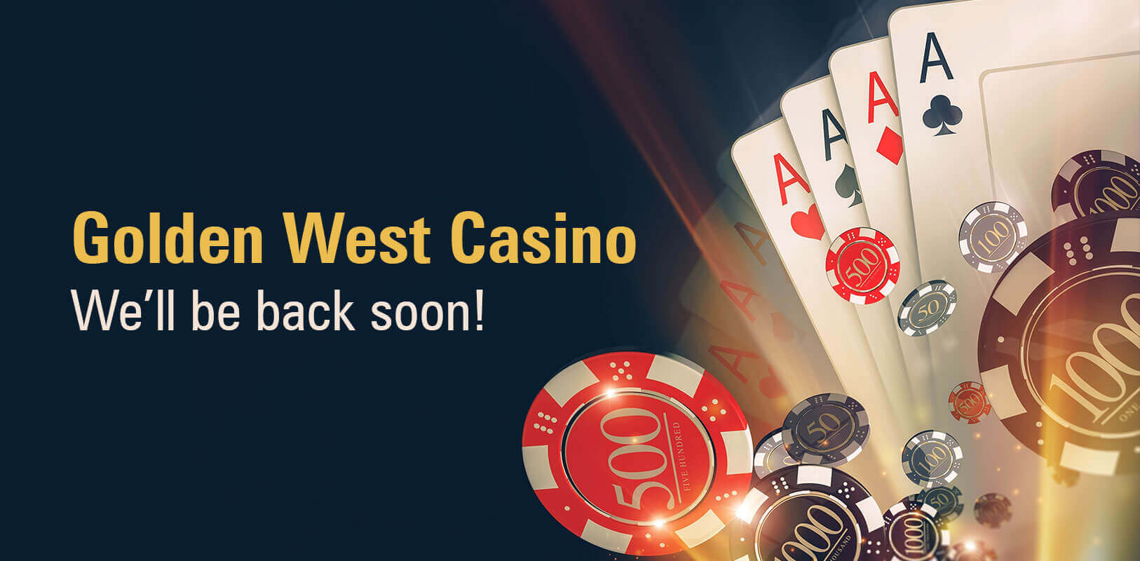 Golden West Casino - We