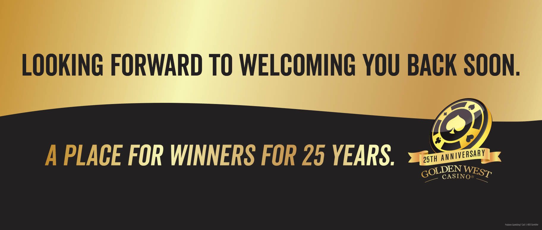 A Place For Winners For 25 Years
