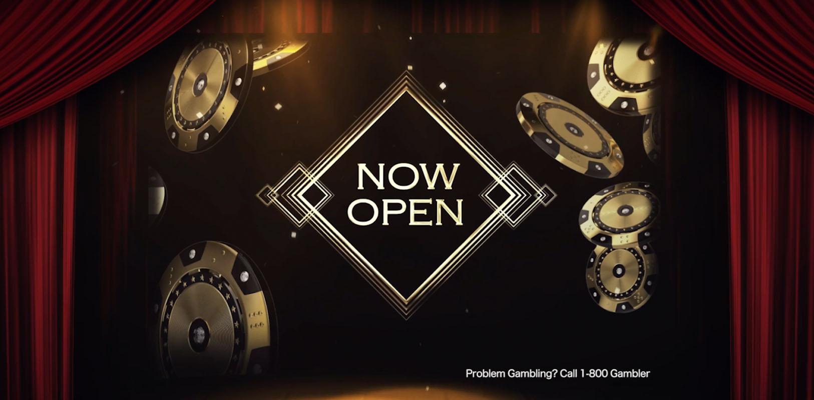 Now Open Golden West Casino
